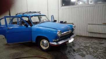 Новосибирск 21 Волга 1966
