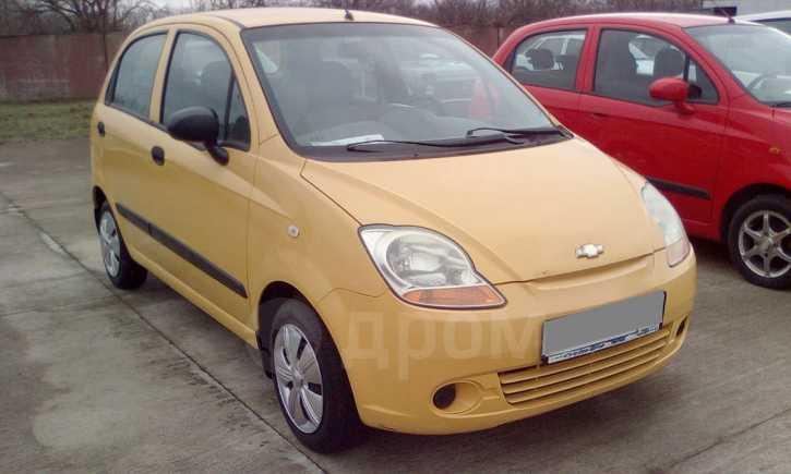 Chevrolet Spark, 2007 год, 245 000 руб.