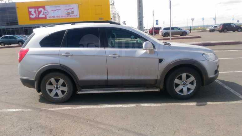 Chevrolet Captiva, 2007 год, 620 000 руб.