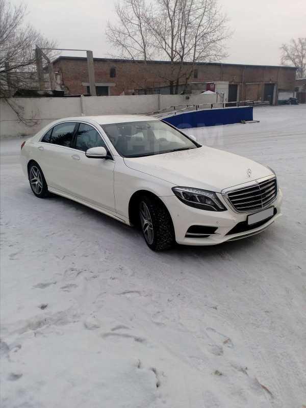 Mercedes-Benz S-Class, 2013 год, 3 500 000 руб.