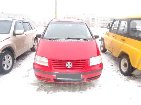 Volkswagen Sharan, 2002 год, 300 000 руб.