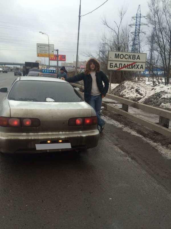 Honda Integra, 2000 год, 170 000 руб.