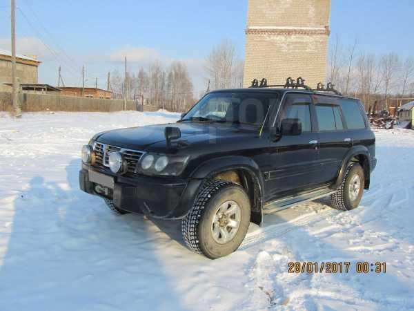 Nissan Safari, 2000 год, 600 000 руб.