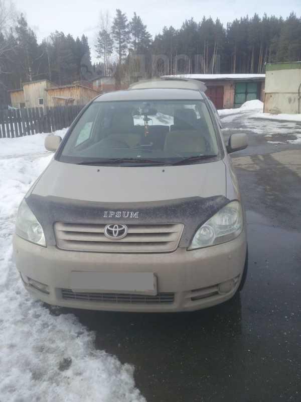 Toyota Ipsum, 2003 год, 430 000 руб.