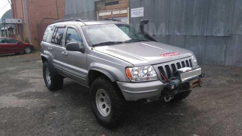 Jeep Grand Cherokee, 2002 год, 450 000 руб.