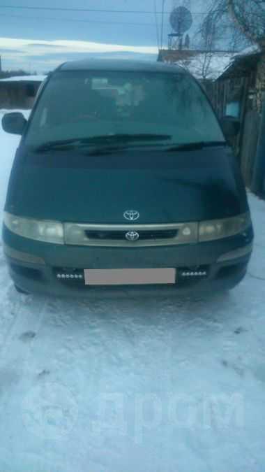 Toyota Estima Emina, 1994 год, 300 000 руб.
