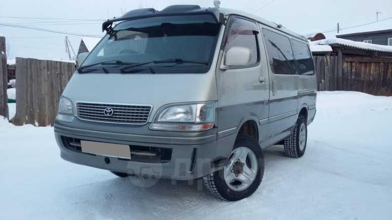 Toyota Hiace, 1997 год, 390 000 руб.