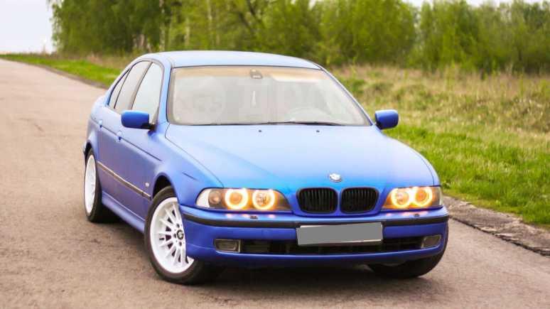 BMW 5-Series, 1999 год, 410 000 руб.