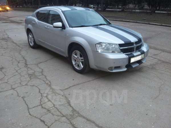 Dodge Avenger, 2008 год, 570 000 руб.