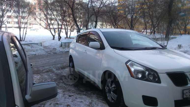 Pontiac Vibe, 2009 год, 580 000 руб.