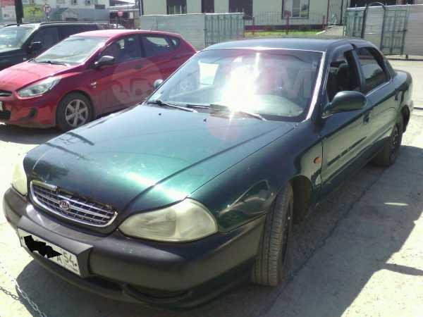 Kia Clarus, 2001 год, 100 000 руб.