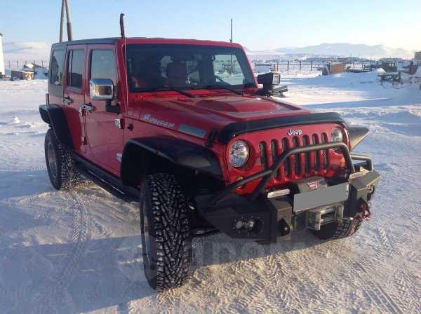 Jeep Wrangler, 2008 год, 1 650 000 руб.
