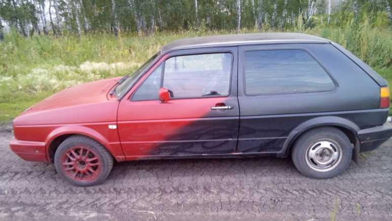 Volkswagen Golf, 1987 год, 50 000 руб.