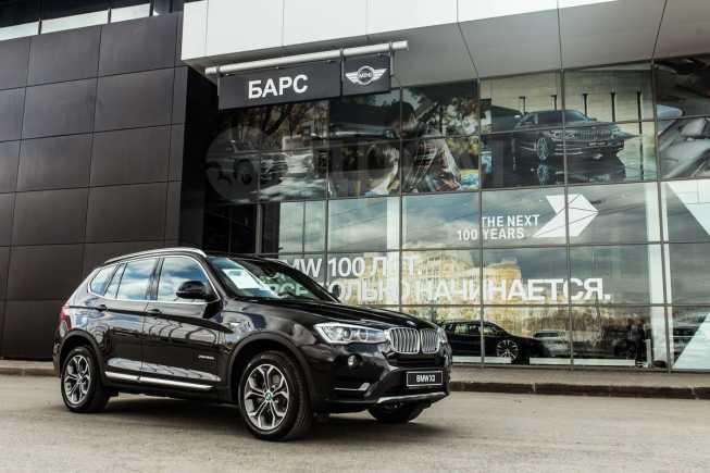 BMW X3, 2017 год, 2 699 000 руб.