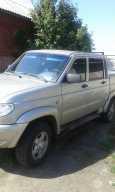 УАЗ Патриот Пикап, 2011 год, 380 000 руб.