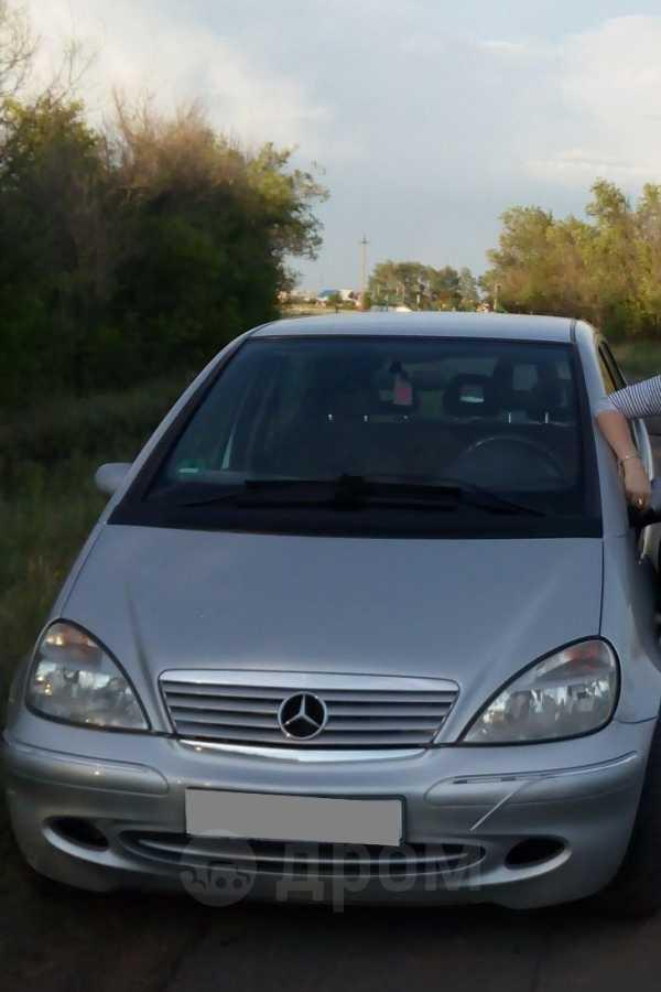 Mercedes-Benz A-Class, 2001 год, 75 000 руб.