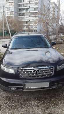 Новосибирск FX45 2003