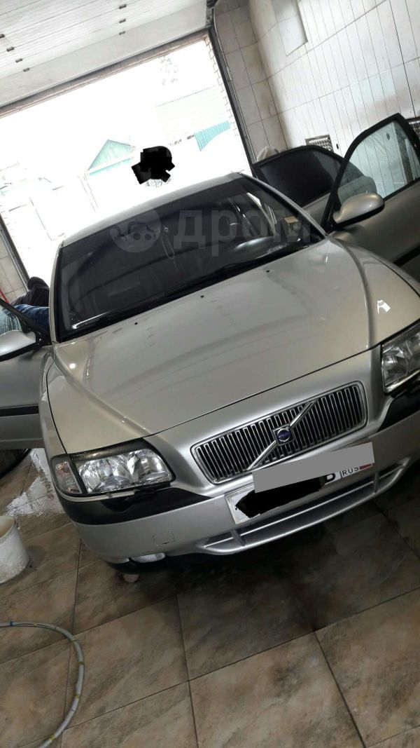 Volvo S80, 2002 год, 255 000 руб.