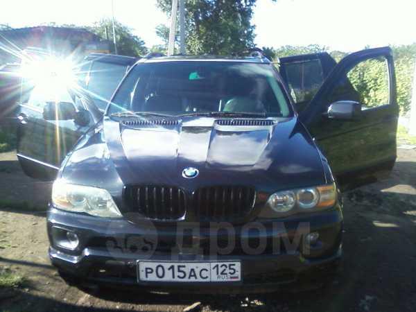 BMW X5, 2005 год, 555 000 руб.