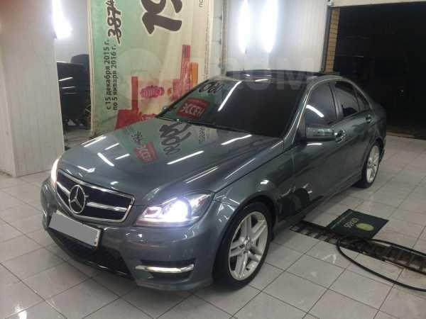 Mercedes-Benz C-Class, 2012 год, 945 000 руб.