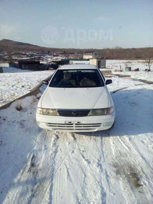 Nissan Sunny, 1996 год, 55 000 руб.