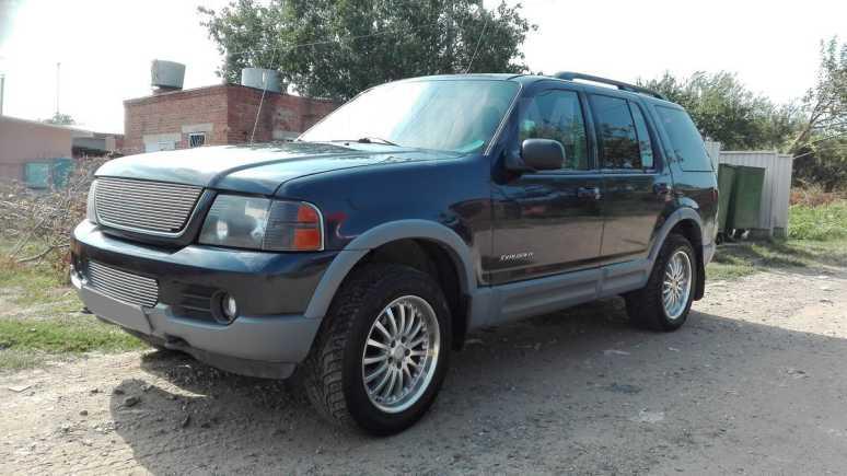 Ford Explorer, 2002 год, 450 000 руб.