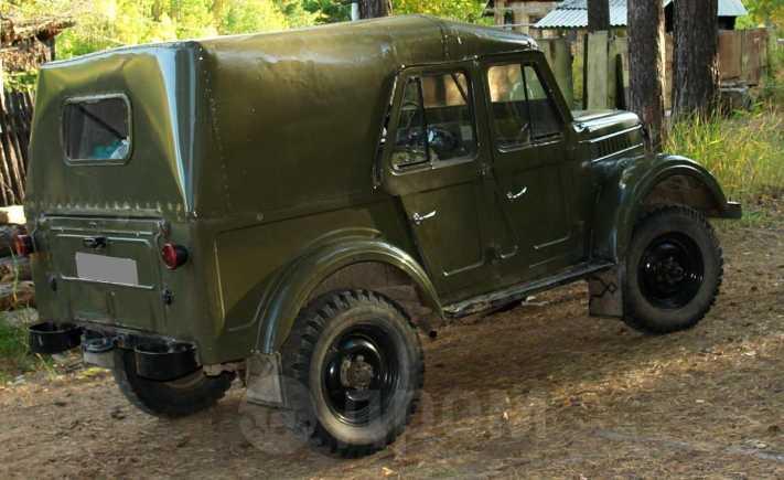 ГАЗ 69, 1969 год, 180 000 руб.