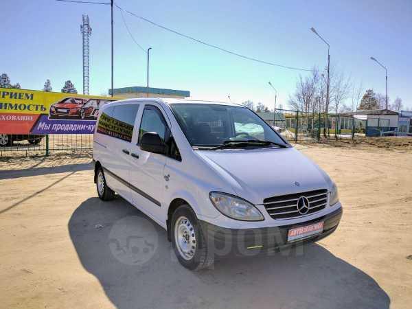 Mercedes-Benz Vito, 2008 год, 765 000 руб.