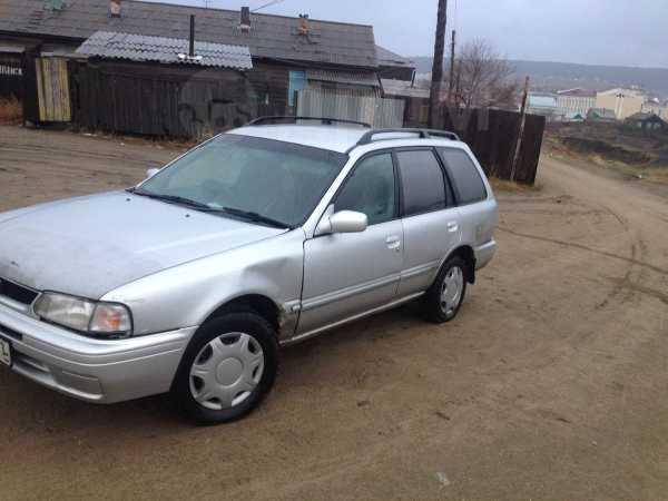 Nissan Wingroad, 1996 год, 95 000 руб.