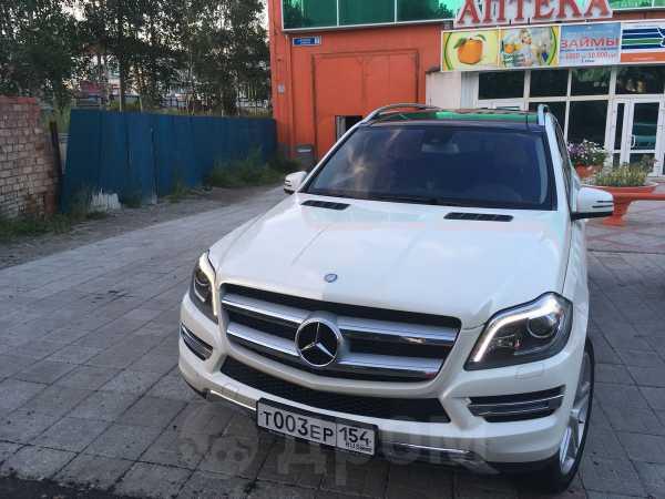 Mercedes-Benz GL-Class, 2013 год, 2 600 000 руб.