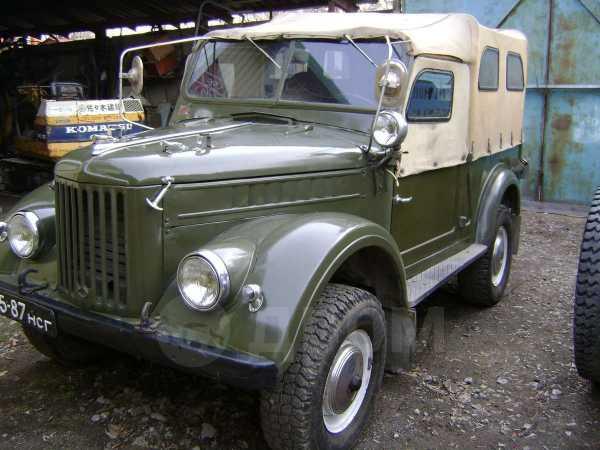 ГАЗ 69, 1949 год, 600 000 руб.