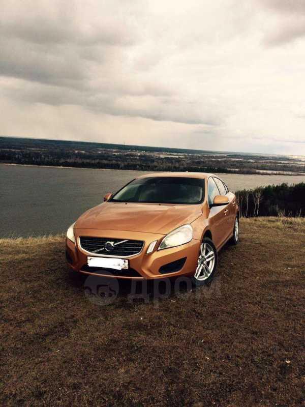 Volvo S60, 2012 год, 750 000 руб.