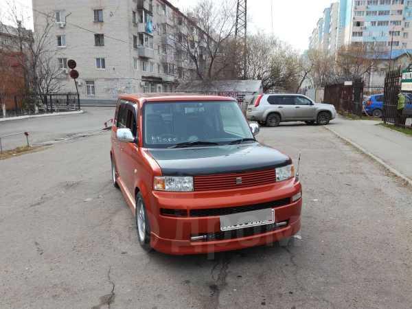 Toyota bB, 2005 год, 480 000 руб.