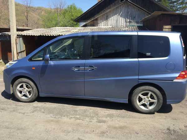 Honda Stepwgn, 2007 год, 640 000 руб.