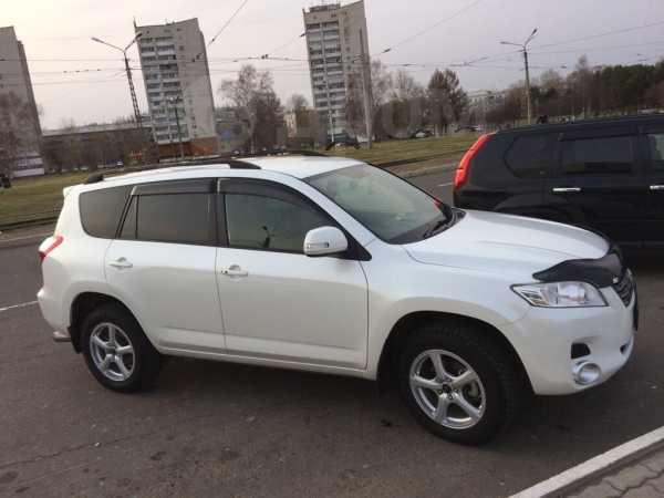 Toyota Vanguard, 2009 год, 960 000 руб.