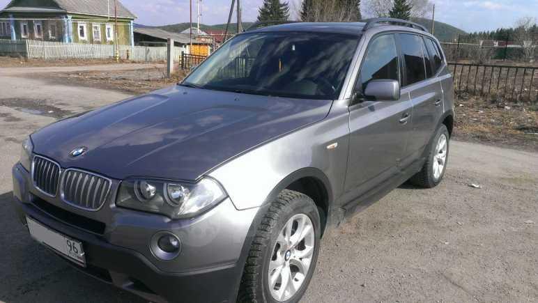 BMW X3, 2008 год, 770 000 руб.
