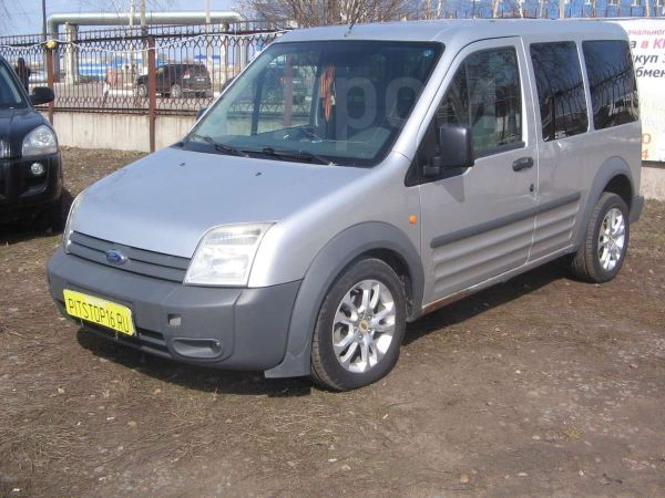 Ford Tourneo Connect, 2008 год, 320 000 руб.