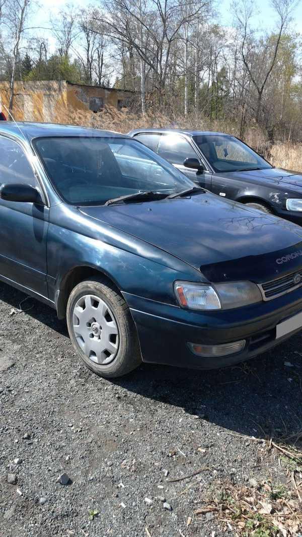 Toyota Corona, 1993 год, 95 000 руб.