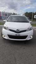 Toyota Vitz, 2012 год, 530 000 руб.