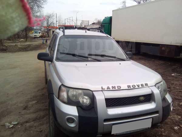 Land Rover Freelander, 2004 год, 270 000 руб.