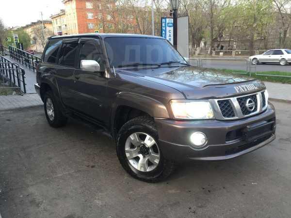 Nissan Patrol, 2005 год, 1 199 000 руб.