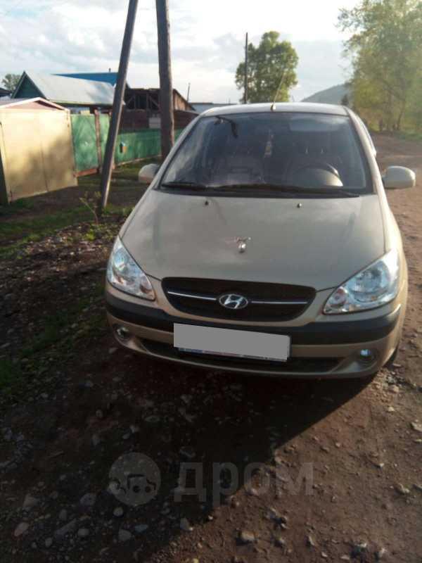 Hyundai Getz, 2010 год, 310 000 руб.