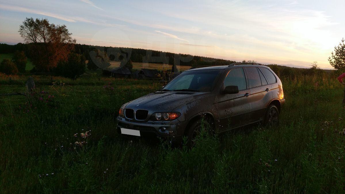 Технические характеристики BMW X5  БМВ Х5 справочник по