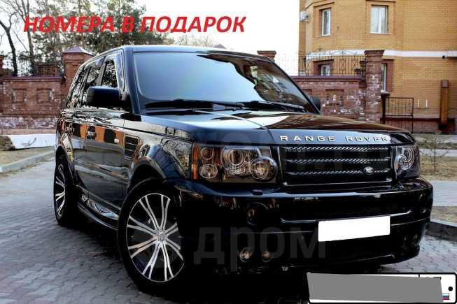 Land Rover Range Rover Sport, 2005 год, 999 999 руб.