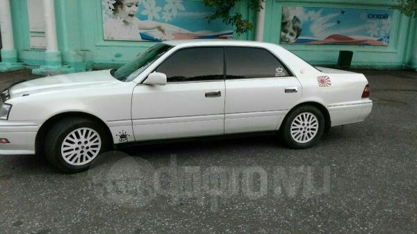 Toyota Crown, 1997 год, 260 000 руб.