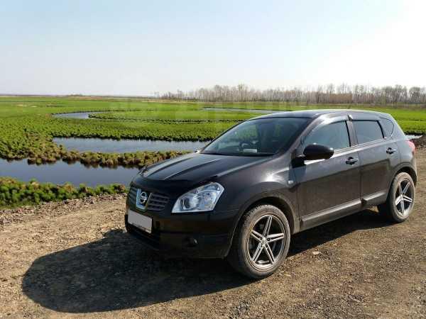 Nissan Dualis, 2008 год, 660 000 руб.
