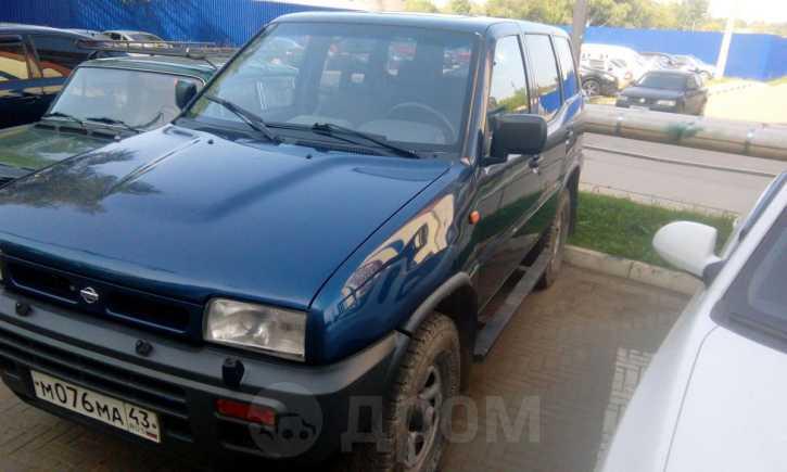 Nissan Terrano II, 1995 год, 230 000 руб.