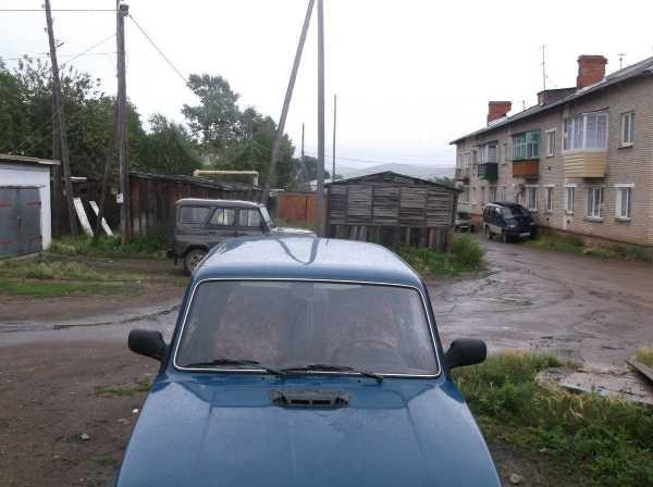 Лада 4x4 2121 Нива, 2011 год, 250 000 руб.