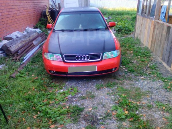 Audi A4, 1999 год, 130 000 руб.