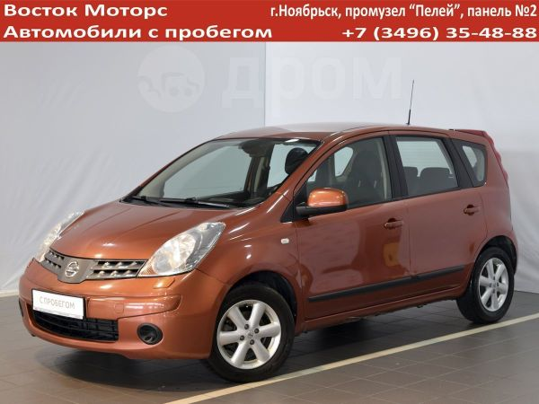 Nissan Note, 2007 год, 320 000 руб.